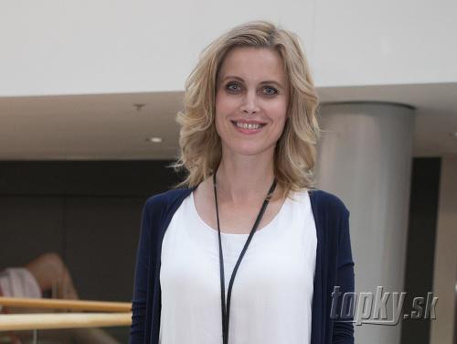 Silvia Šuvadová sa ukázala