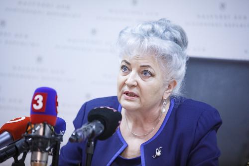 Predsedníčka Najvyššieho súdu SR