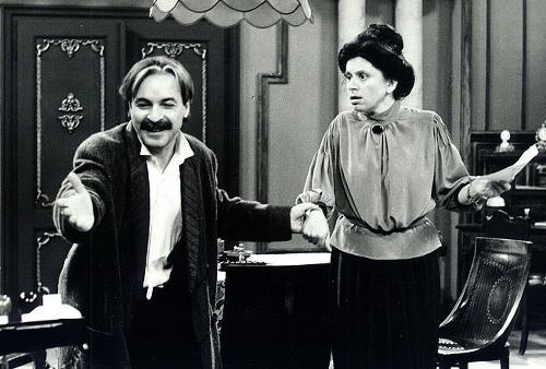 Marián Zednikovič a Zuzana