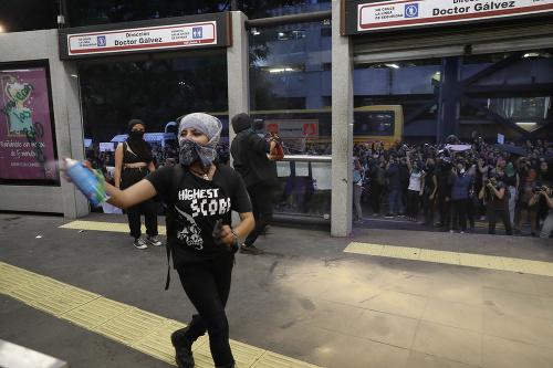 FOTO Protest proti násiliu