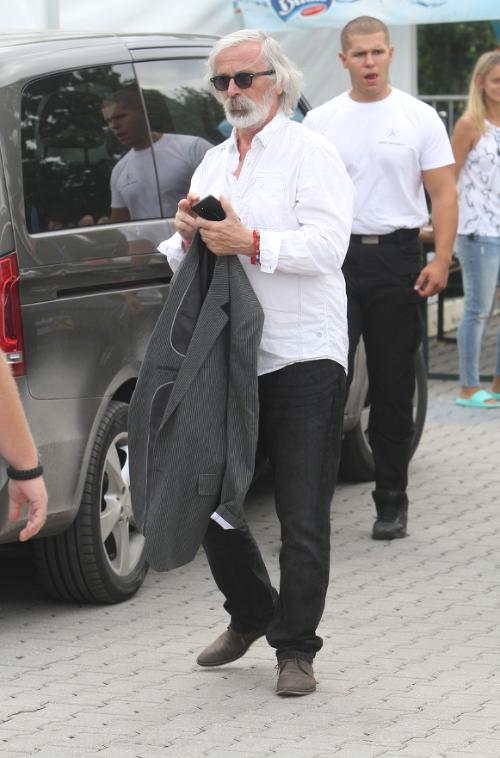Prišiel aj herec Štefan