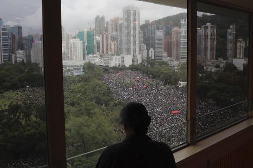 Na ďalších protestoch sa