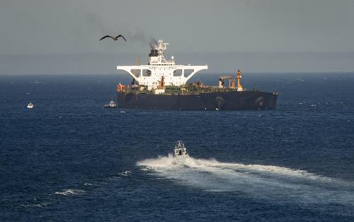 Iránsky tanker aj napriek
