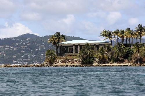 Pohľad na dom Jeffreyho