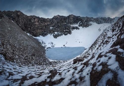 Tretí najväčší ľadovec na