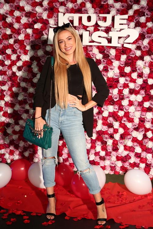 Speváčka Dominika Mirgová