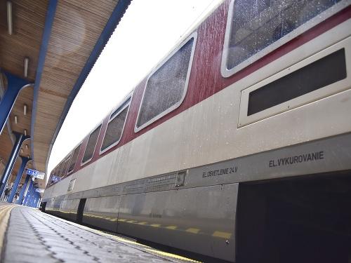 Vlaky SR