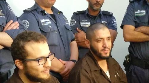 Alí Armúš (vľavo) a