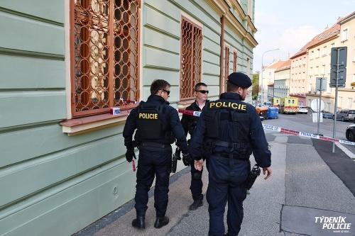 V Prahe ubodali deväťročného