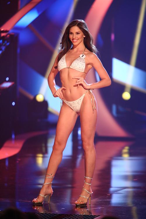 Ups! Víťazka Miss Universe