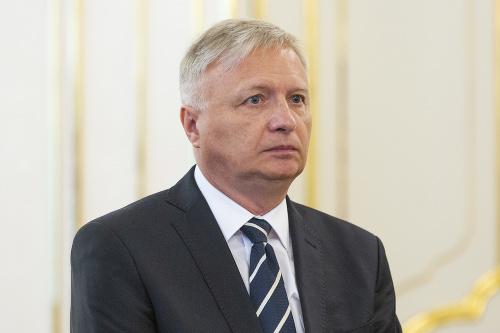 Michal Kováč nový slovenský
