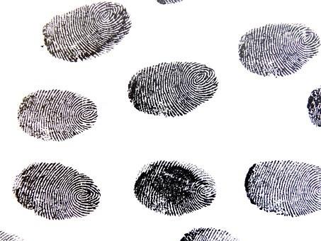 Odtlačky prstov