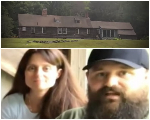 Manželia Heinzenovci kúpili dom,