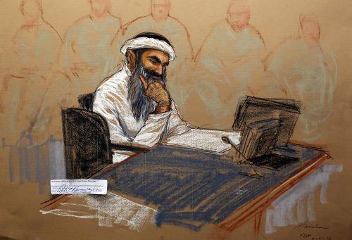Obžalovaný Pakistanec Chálid Šajch