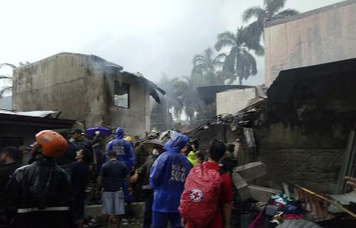Filipíny: Haváriu zdravotníckeho lietadla