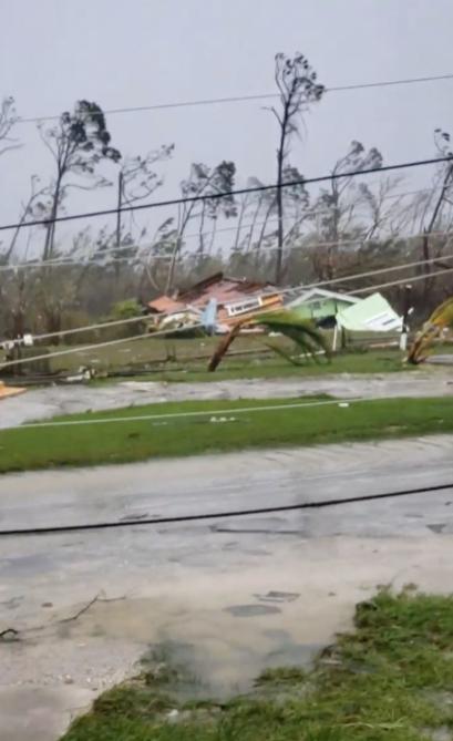 Škody po hurikáne sú