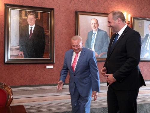 Primátor Košíc Polaček privítal