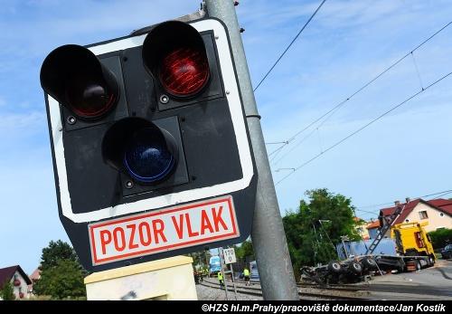 V pražskej štvrti Uhříněves