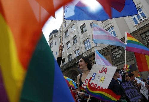 Prvý Gay Pride v