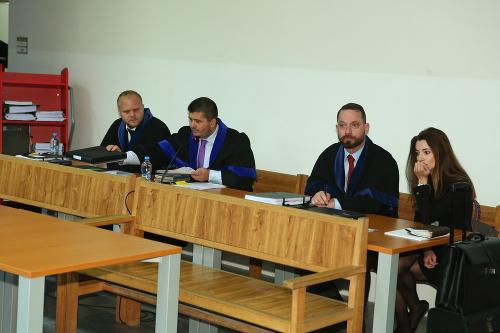 Marian Kočner na pojednávaní