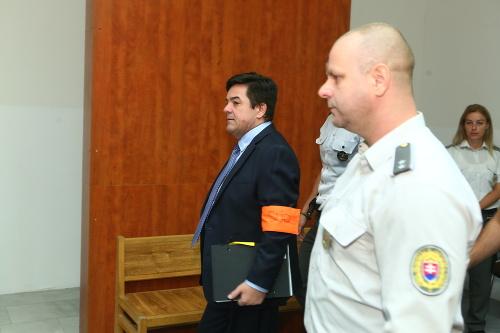 Marian Kočner počas súdu