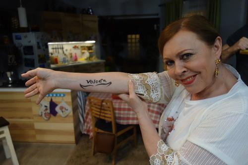 Tetovania vznikli len dočasne