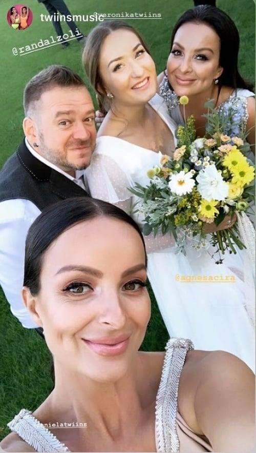 Čírovej sestra sa vydala: