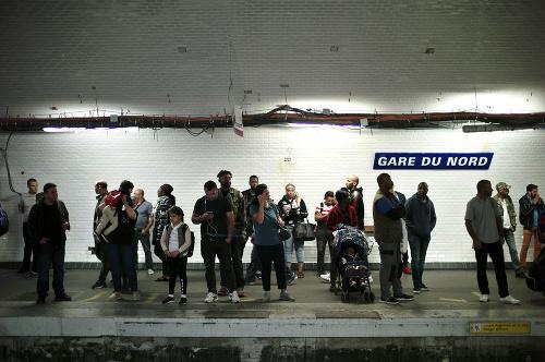 Dopravu v Paríži ochromil