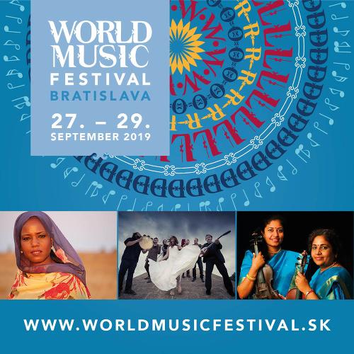 World Music Festival Bratislava: