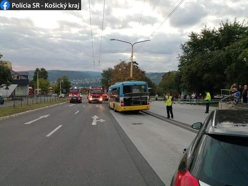 FOTO Smrtiaci autobus z