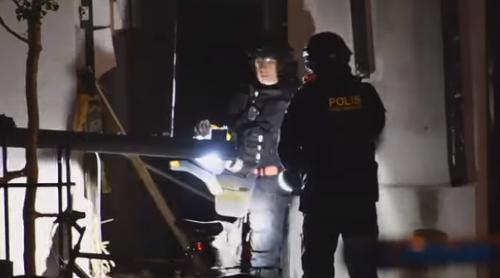 Výbuch v meste Lund
