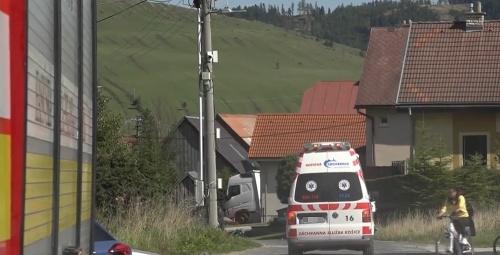 Tragédia v obci Liptovská