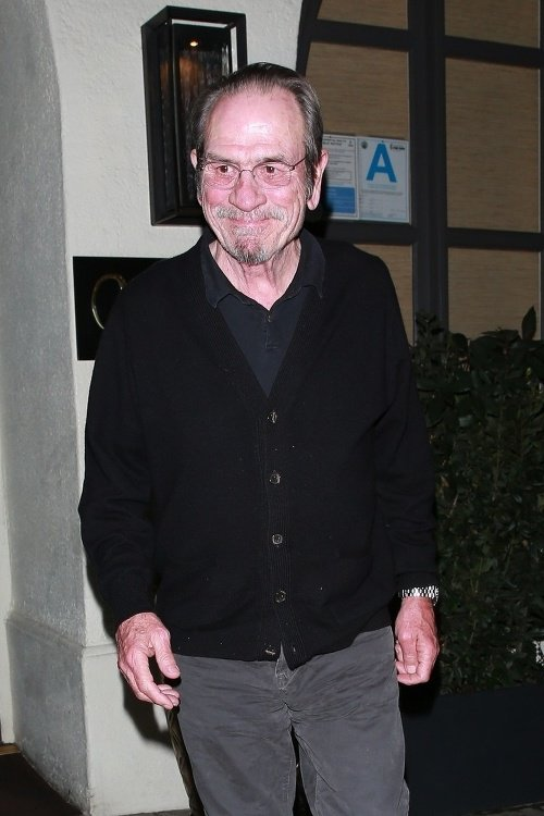 Tommy Lee Jones na