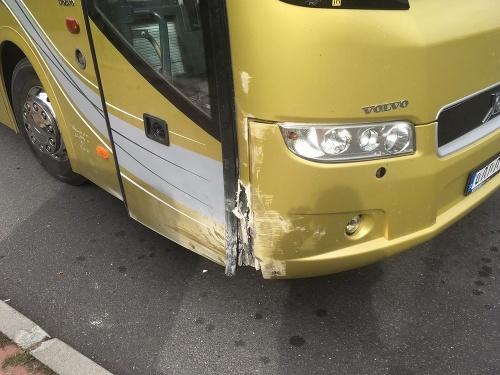 Autobusár v Česku skolaboval