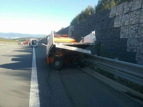 FOTO Hrozivá dopravná nehoda,