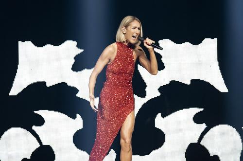Céline Dion je momentálne