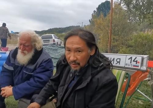 Jakutský šaman sa opäť