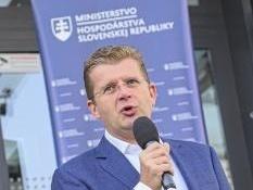 Minister hospodárstva SR Peter