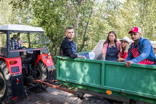 Podpásovka pre markizáckych farmárov: