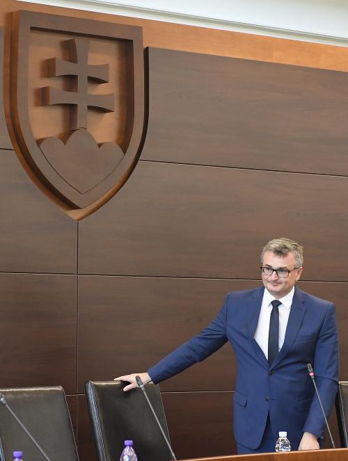 Predseda Ústavného súdu Slovenskej