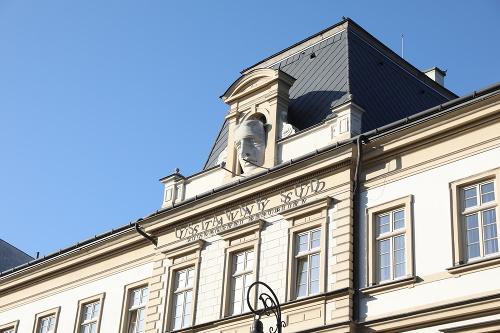 Budova Ústavného súdu SR