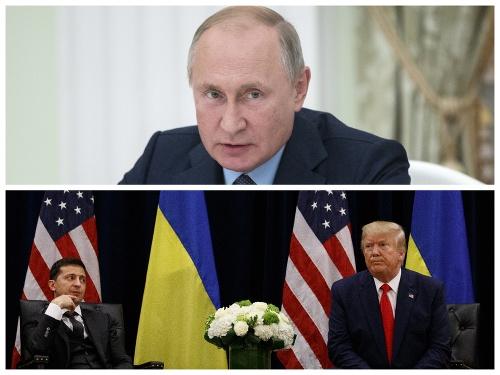 Kremeľ dúfa, že rozhovory