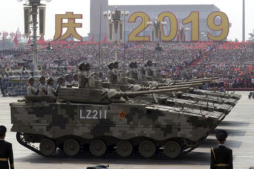 Čína si v utorok
