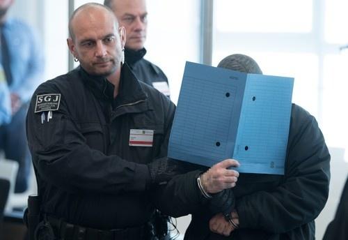 Veľký proces v Nemecku: