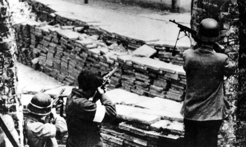 Krvavé povstanie proti nacistom: