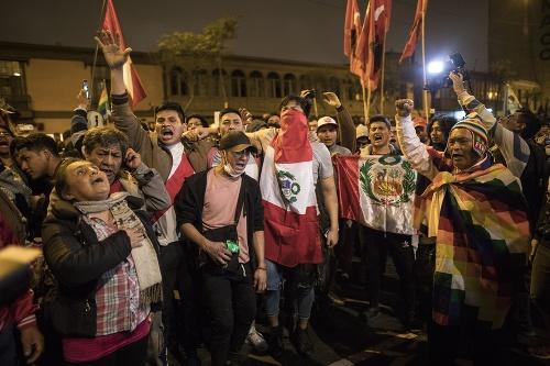 Peru zasiahol škandál okolo