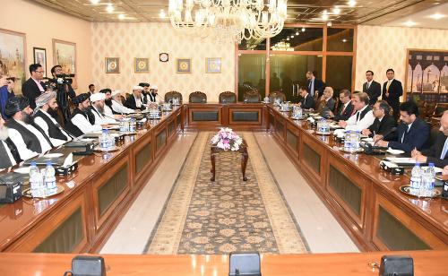 Rokovanie medzi Talibanom a