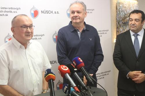 Andreja Kisku prepustili z