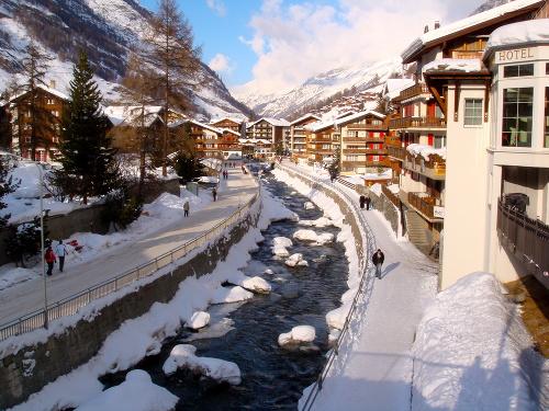 Hrôza v luxusnom švajčiarskom
