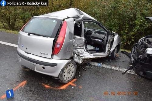 Dopravnú nehodu neprežila spolujazdkyňa